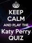 Скачать Katy Perry Quiz Lyrics Game