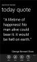 Скачать Quote of the day