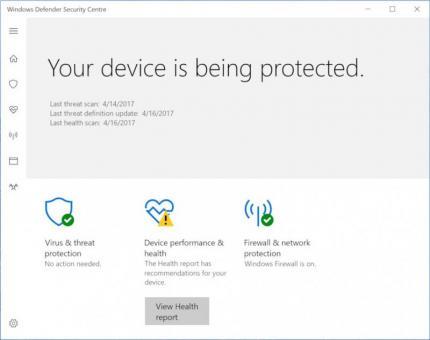 Устранена новая уязвимость в штатном антивирусе Windows